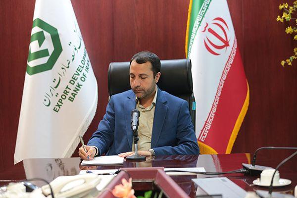 مدیرعامل بانک توسعه صادرات ایران خبر داد:   اتصال مکانیزه بازار پول و سرمایه بر بستر بانکداری باز شاهین
