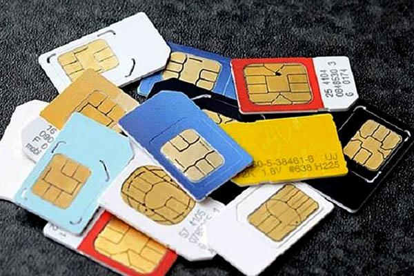 سوء استفاده از سیم کارت های سند نخورده