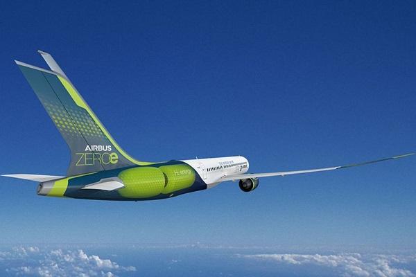 ایرباس پیل سوختی هواپیماهای هیدروژنی را توسعه میدهد